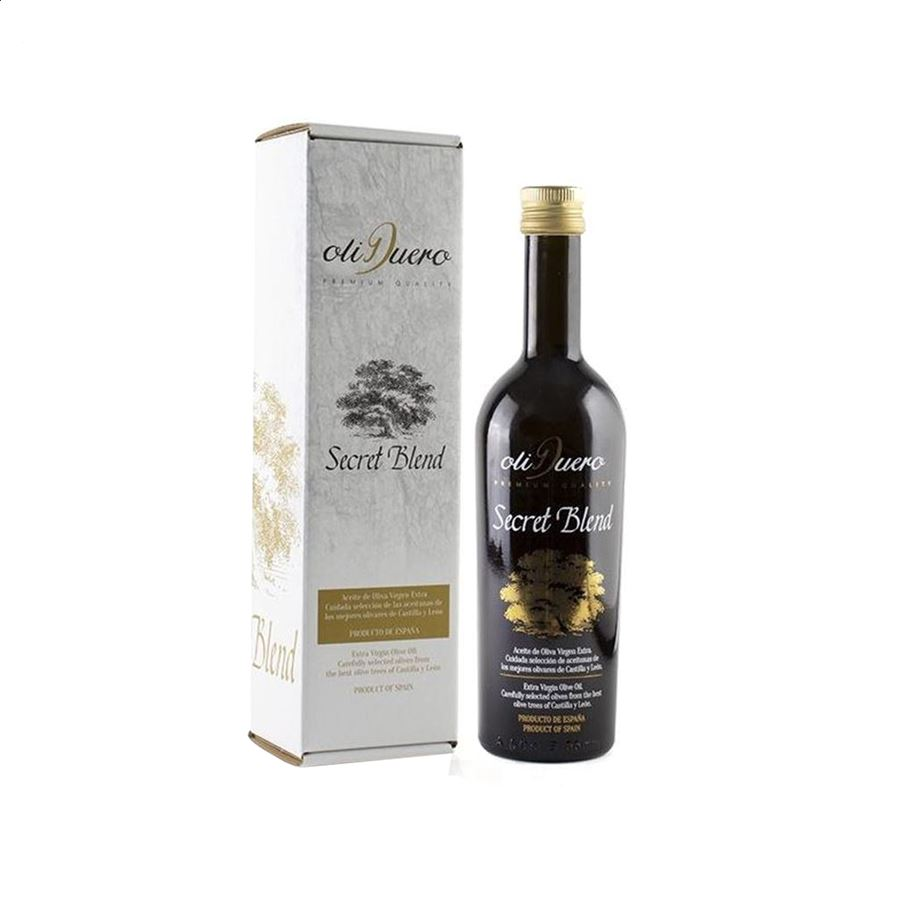 Aceite de Oliva Virgen Extra Oliduero Secret Blend 50cl, 1ud